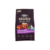 Castor & Pollux Organic Dry Dog Food, Chicken & Sweet Potato, 4 Pound