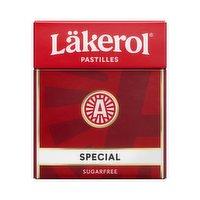 Lakerol Menthol Licorice, 0.88 Ounce