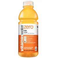 Glaceau Vitaminwater Zero, Orange, 20 Ounce