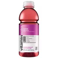 Glaceau Vitaminwater, Revive, Fruit Punch, 20 Ounce