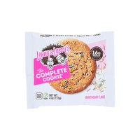 Lenny & Larry's Cookie, Birthday Cake, 4 Ounce