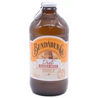 Bundaberg Diet Ginger Beer, 375 Millilitre