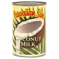 Hawaiian Sun Premium Coconut Water, 13.5 Ounce