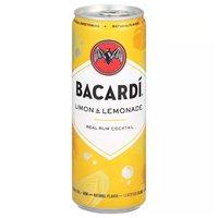 Bacardi Lime & Lemonade, 335 Millilitre