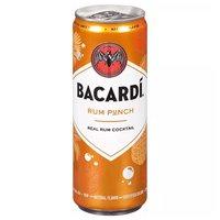 Bacardi Rum Punch, 335 Millilitre