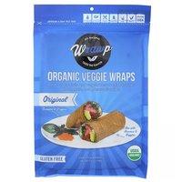 Wrawp Veggie Wraps Original, 5.3 Ounce