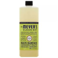 Mrs. Meyer's Concentrate Cleaner, Multi-Surface , Lemon Verbena, 32 Ounce