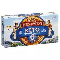 Birch Benders Keto Toaster Waffles, 5.08 Ounce