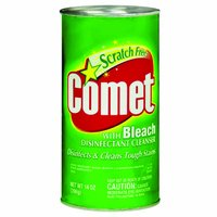 Comet Cleanser with Bleach, 14 Ounce