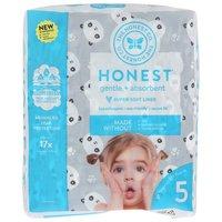 The Honest Company Pandas Diapers, Size 5, 20 Each