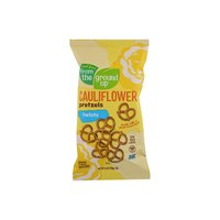 From The Ground Up Cauliflower Pretzels Twists, 4.5 Ounce