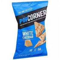 Popcorners White Cheddar, 7 Ounce