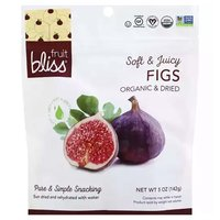 Fruit Bliss Organic Turkish Figs, 5 Ounce