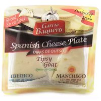 Baquero Spanish Cheese Plate, 5.2 Ounce