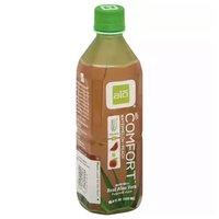 Alo Aloe Vera Drink, Comfort, Watermelon & Peach, 16.9 Ounce