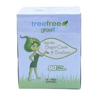 Green2 Facial Tissue, 2 Ply, 90 Each