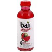 Bai Antioxidant Beverage, Kula Watermelon, 18 Ounce
