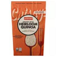 Alter Eco Organic Pearl Heirloom Quinoa, 12 Ounce