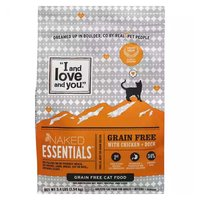 I and Love and You Cat Food, Chicken & Duck , 3.4 Pound