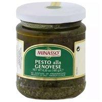 Minasso Pesto Alla Genovese, 6.35 Ounce