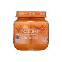 Happy Baby Organics Stage 1 Baby Food, Sweet Potatoes, 4 Ounce