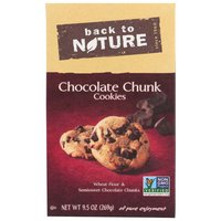 Btn Chocolate Chunk Cookies, 9.5 Ounce