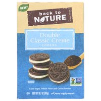 Back to Nature Double Creme Cookies, 10.7 Ounce