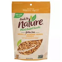 Back To Nature Granola, Vanilla Almond Agave, 11 Ounce