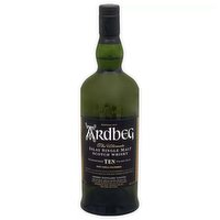 Ardbeg Scotch, Islay Single Malt, 750 Millilitre