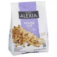 Alexia House Cut Fries, Sea Salt, 28 Ounce