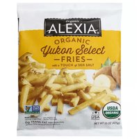 Alexia Fries, Yukon, Sea Salt, 15 Ounce