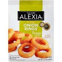 Alexia Onion Rings, Crispy, 13.5 Ounce
