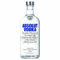 Absolut Vodka, 750 Millilitre
