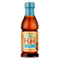 Gold Peak Tea, Sweetened, 18.5 Ounce