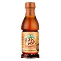 Gold Peak Black Tea, Unsweetened, 18.5 Ounce
