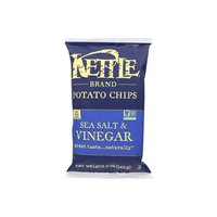 Kettle Chips, Sea Salt & Vinegar , 5 Ounce