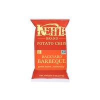 Kettle Backyard Barbeque Potato Chips, 5 Ounce