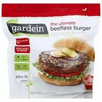 Gardein Beefless Burger, Ultimate, 12 Ounce