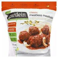 Gardein Classic  Meatless Meatballs, 12.7 Ounce