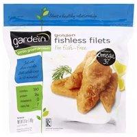 Gardein Golden Fishless Filets, 10.1 Ounce