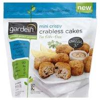 Gardein Mini Crispy Crabless Cakes, 8.8 Ounce