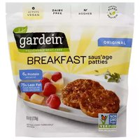 Gardein Breakfast Patties, 8 Ounce