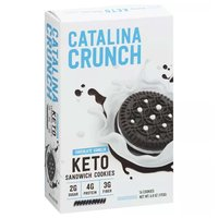 Catalina Crnch Cky Van Creme, 6.8 Ounce