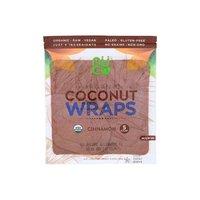 Nuco Coconut Wraps Cinnamon, 2.47 Ounce