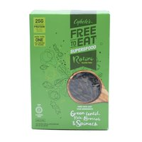 Cfte Superfood Rotini Green, 8 Ounce