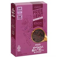 Cfte Superfood Rotini Purple, 8 Ounce