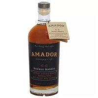 Amador Double Barrel Bourbon, 750 Millilitre