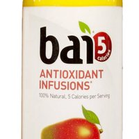 Bai Antioxidant Infusion Beverage, Malawi Mango, 18 Ounce