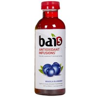 Bai Antioxidant Beverage, Brasilia Blueberry, 18 Ounce