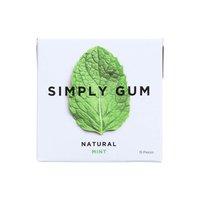 Simply Gum Mint Gum, 15 Each